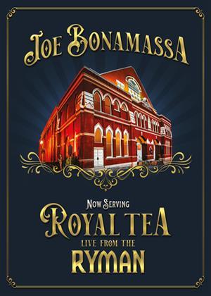Rent Joe Bonamassa: Now Serving: Royal Tea Live from the