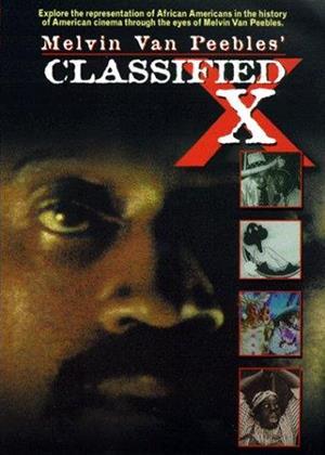 Rent Classified X (aka Melvin Van Peeble's Classified X) Online DVD & Blu-ray Rental