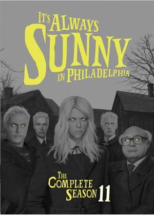 Rent It's Always Sunny in Philadelphia: Series 11 Online DVD & Blu-ray Rental