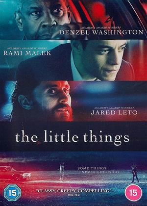 Rent The Little Things Online DVD & Blu-ray Rental