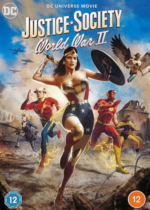 Rent Justice Society: World War II Online DVD & Blu-ray Rental