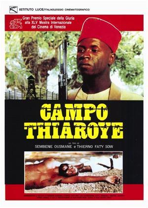 Rent The Camp at Thiaroye (aka Camp de Thiaroye) Online DVD & Blu-ray Rental