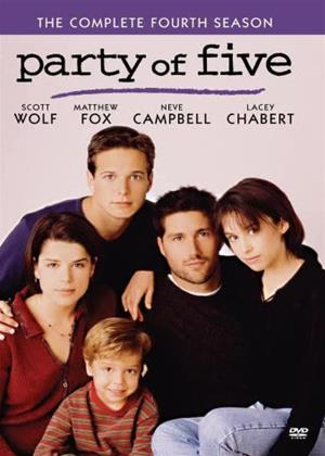 Rent Party of Five: Series 4 Online DVD & Blu-ray Rental