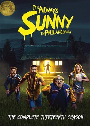 Rent It's Always Sunny in Philadelphia: Series 13 Online DVD & Blu-ray Rental