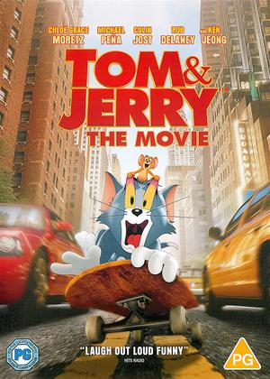 Rent Tom and Jerry: The Movie (aka Tom & Jerry: The Movie) Online DVD & Blu-ray Rental