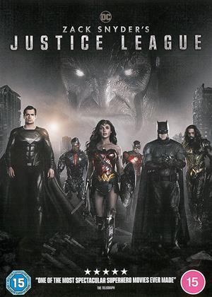 Rent Zack Snyder's Justice League (aka Justice League: The Snyder Cut) Online DVD & Blu-ray Rental