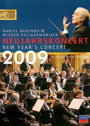 Rent New Year's Concert: 2009 (Daniel Barenboim) Online DVD & Blu-ray Rental