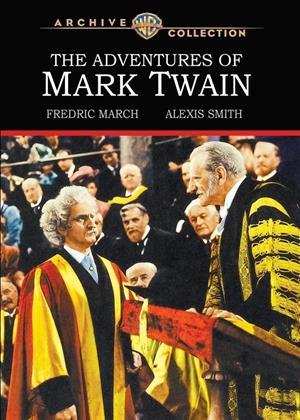 Rent The Adventures of Mark Twain Online DVD & Blu-ray Rental