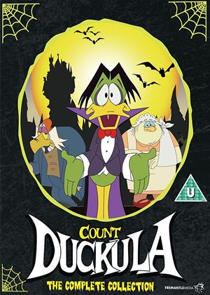 Rent Count Duckula: Series 4 Online DVD & Blu-ray Rental