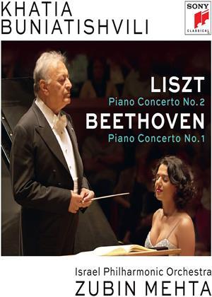 Rent Liszt: Piano Concerto No. 2 in a Major, S125 (Zubin Mehta) (aka Khatia Buniatishvili: Liszt: Piano Concerto No. 2) Online DVD & Blu-ray Rental
