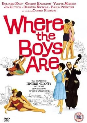 Rent Where the Boys Are Online DVD & Blu-ray Rental