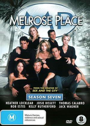 Rent Melrose Place: Series 7 Online DVD & Blu-ray Rental