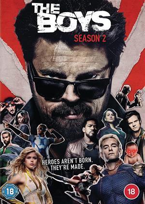 Rent The Boys: Series 2 Online DVD & Blu-ray Rental