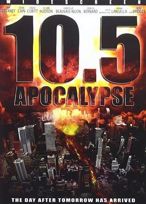 Rent 10.5: Apocalypse (aka 10.5 / Earthquake 10.5 / Earthquake: The Fall of Los Angeles) Online DVD & Blu-ray Rental