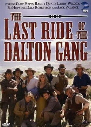 Rent The Last Ride of the Dalton Gang Online DVD & Blu-ray Rental