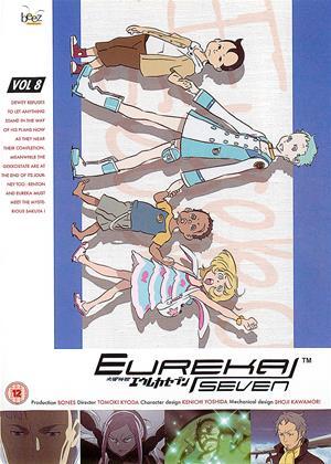 Rent Eureka Seven 8 (aka Kôkyô shihen Eureka Sebun) Online DVD & Blu-ray Rental