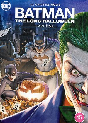 Rent Batman: The Long Halloween: Part 1 (aka Batman: The Long Halloween Part One) Online DVD & Blu-ray Rental