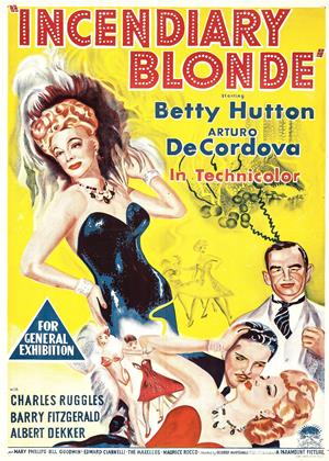 Rent Incendiary Blonde Online DVD & Blu-ray Rental
