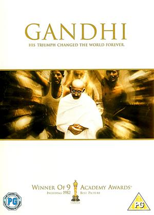 Rent Gandhi (aka Richard Attenborough's Film: Gandhi) Online DVD & Blu-ray Rental