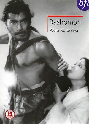 Rent Rashomon (aka Rashômon) Online DVD & Blu-ray Rental