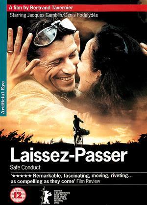 Rent Safe Conduct (aka Laissez Passer) Online DVD & Blu-ray Rental