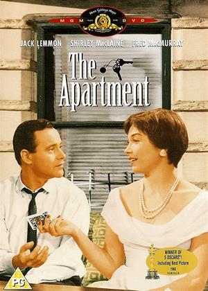 Rent The Apartment Online DVD & Blu-ray Rental