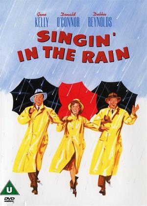 Rent Singin' in the Rain Online DVD & Blu-ray Rental
