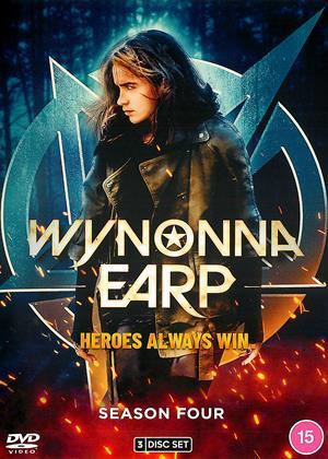 Rent Wynonna Earp: Series 4 Online DVD & Blu-ray Rental