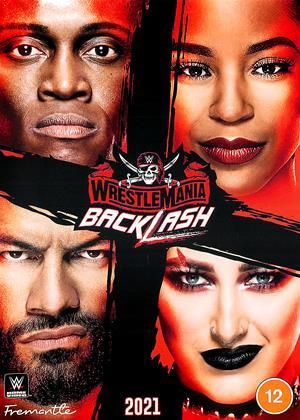 Rent WWE: WrestleMania Backlash 2021 (aka WWE Backlash) Online DVD & Blu-ray Rental