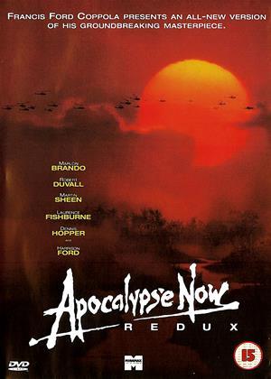 Rent Apocalypse Now (aka Apocalypse Now Redux /  Apocalypse Now: The Complete Dossier / Apocalypse Now: Final Cut) Online DVD & Blu-ray Rental