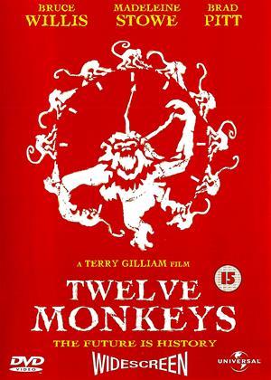 Rent Twelve Monkeys (aka 12 Monkeys) Online DVD & Blu-ray Rental