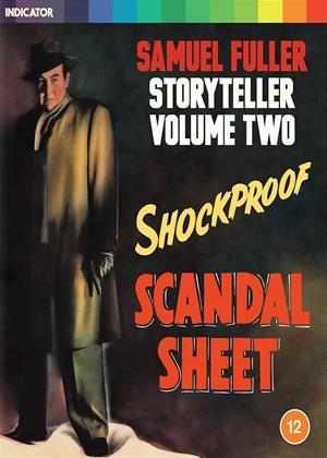 Rent Shockproof / Scandal Sheet Online DVD & Blu-ray Rental