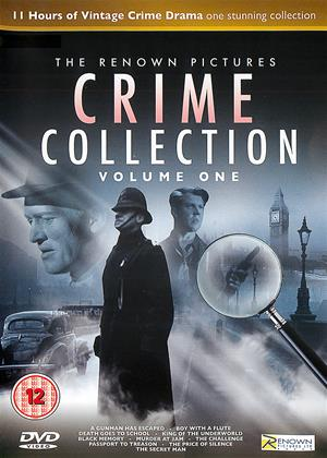 Rent The Renown Pictures Crime Collection: Vol.1 (aka A Gunman Has Escaped / Boy with a Flute / Death Goes to School / King of the Underworld / Black Memory / Murder at 3 AM / The Challenge / Passport to Treason / The Price of Silence / The Secret Man) Online DVD & Blu-ray Rental