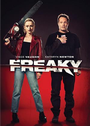 Rent Freaky (aka Freaky Friday the 13th) Online DVD & Blu-ray Rental
