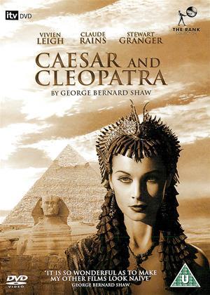 Rent Caesar and Cleopatra Online DVD & Blu-ray Rental