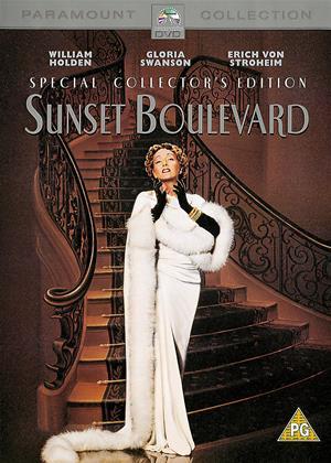 Rent Sunset Boulevard Online DVD & Blu-ray Rental