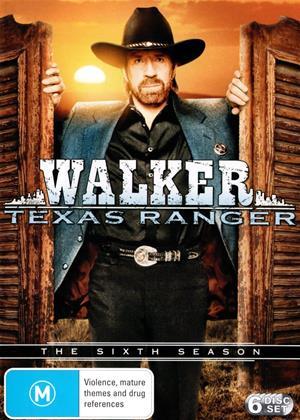 Rent Walker Texas Ranger: Series 6 Online DVD & Blu-ray Rental