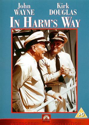 Rent In Harm's Way Online DVD & Blu-ray Rental