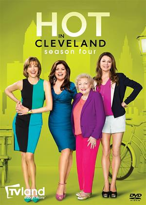 Rent Hot in Cleveland: Series 4 Online DVD & Blu-ray Rental