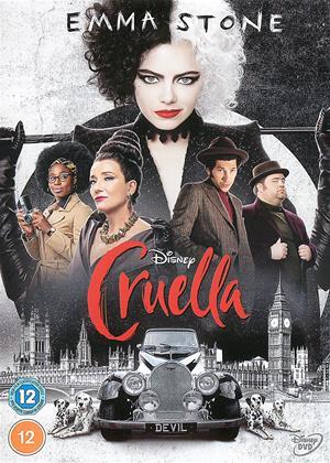 Rent Cruella (aka Cruella de Vil) Online DVD & Blu-ray Rental