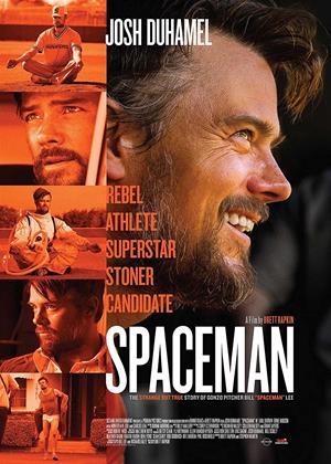 Rent Spaceman Online DVD & Blu-ray Rental