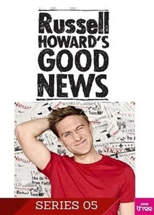 Rent Russell Howard's Good News: Series 5 Online DVD & Blu-ray Rental