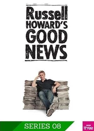Rent Russell Howard's Good News: Series 8 Online DVD & Blu-ray Rental