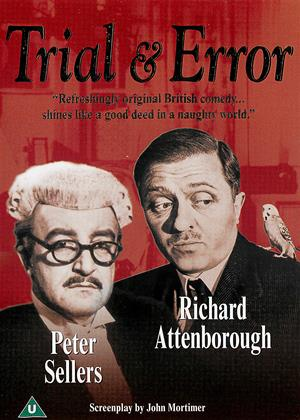 Rent Trial and Error (aka The Dock Brief) Online DVD & Blu-ray Rental