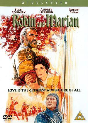 Rent Robin and Marian (aka The Return of Robin Hood) Online DVD & Blu-ray Rental