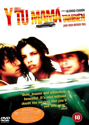 Rent And Your Mother Too (aka Y Tu Mama Tambien) Online DVD & Blu-ray Rental
