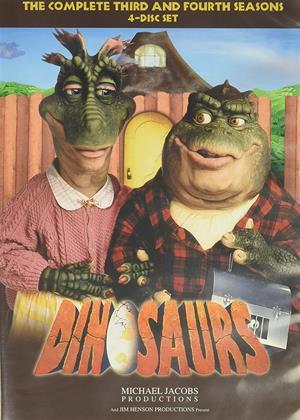 Rent Dinosaurs: Series 4 Online DVD & Blu-ray Rental