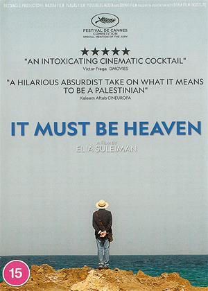 Rent It Must Be Heaven (aka De repente, el paraíso) Online DVD & Blu-ray Rental