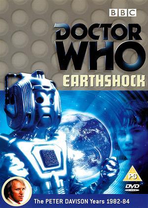 Rent Doctor Who: Earthshock Online DVD & Blu-ray Rental