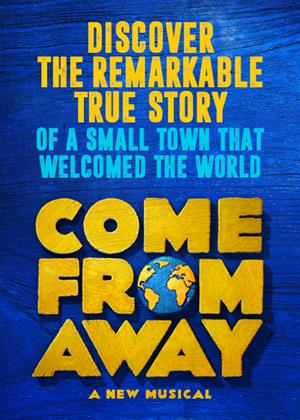 Rent Come from Away Online DVD & Blu-ray Rental